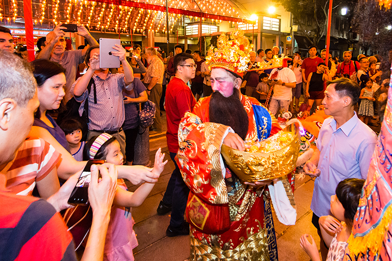 CNY Eve Cultural Activities